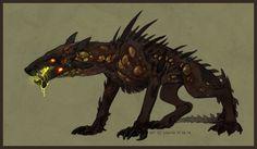 Plague dog or plague dragon dog? Think I need to start it.