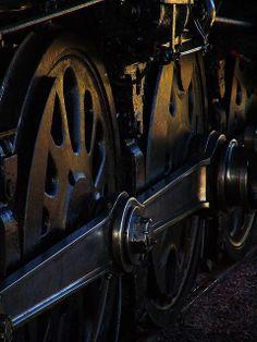 Union Pacific 844 Steam Train