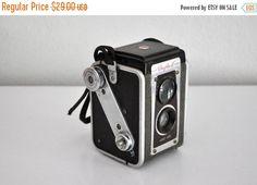 ON SALE Vintage Kodak Duaflex IV Camera 1950s