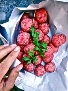 #sicily #meatballs #polpette #food