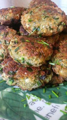 Κολοκυθοκεφτέδες νηστίσιμοι ή vegan!!! συνταγή από I❤to Cook by Rania - Cookpad