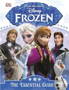 Disney Frozen: The Ultimate Guide by DK Books