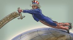 A global test of American power - One World of Nations