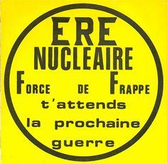 Force De Frappe - Ere Nucléaire / T'Attends La Prochaine Guerre (Vinyl) at Discogs