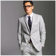 """Just got this slim fit suit - Have never been """"slim"""""""