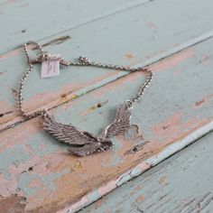 Lindi Kingi Hawk Necklace