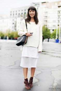 White Sweater _ ALL white