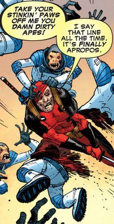 Deadpool V4 #5