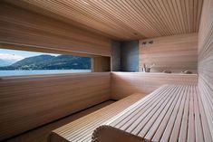 Sauna House, Sauna Room, Lake Como Hotels, Sauna Seca, Outdoor Sauna, Sauna Design, Steam Sauna, Most Luxurious Hotels, Relaxation Room