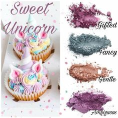 Who wants to make a Quad Palette! I can help you with that! All Things Beauty, Beauty Make Up, Younique Eyeshadow Palette, Makeup Younique, Quad, Younique Presenter, Unicorn Nails, Unicorn Headband, Makeup Inspiration