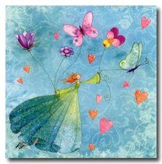 MARQUIS La fée des papillons