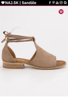 e843d85df9 Hnedé sandále Boho Evento