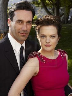 Don and Peggy - Mad Men