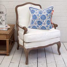 Hudson Furniture Avenue Chair White