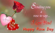 Happy Rose day Images with love quotes – Images, wishes, pictures