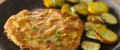 A quick rummage through your cupboard and fridge will turn up all you need to create this surprisingly sophisticated chicken dish Healthy Dinner Recipes, Great Recipes, Cooking Recipes, Favorite Recipes, Healthy Foods, Yummy Recipes, Healthy Eating, Yummy Food, Chicken Piccata