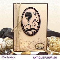Antique Flourish - Hunkydory | Hunkydory Crafts