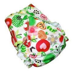 AMP One Size Duo Pocket Diapers!  Love them so very much :)