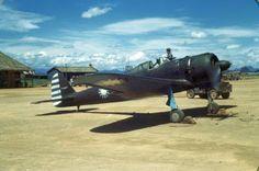 Nakajima Ki-43 Hayabusa captured by the Republic of China.  (San Diego Air and Space Museum)