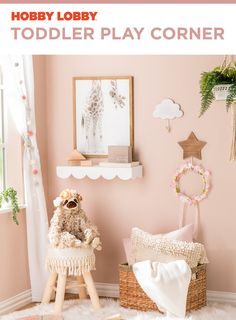 Indian Home Interior Create a soft space for your little love with darling wall decor and pillows!Indian Home Interior Create a soft space for your little love with darling wall decor and pillows! Quirky Home Decor, Classic Home Decor, Home Decor Signs, Cheap Bedroom Decor, Home Decor Bedroom, Cosy Bedroom, Scandinavian Bedroom, Interior House Colors, Beautiful Houses Interior