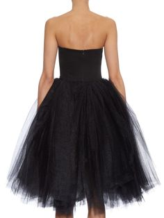 Strapless tulle dress | Loyd/Ford | MATCHESFASHION.COM UK