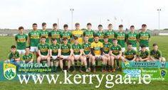 KERRY GAA Ireland, Irish
