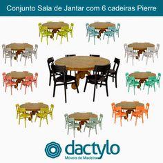 DACTYLO - Móveis de Madeira - Google+