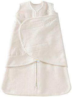 Halo SleepSack Swaddle Wearable Blanket Organic Cotton - Cream