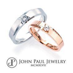 [[ 예물커플링 ] 1부 다이아 커플링 CR1645 / 14K커플링, 예물커플링, 20대커플링, 30대커플링] Vintage Engagement Rings, Diamond Engagement Rings, Solitaire Engagement, Couple Bands, Mens Gold Bracelets, Dream Ring, White Gold Rings, Beautiful Rings, Jewelry Rings