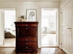 Inspiración Deco: blanco, negro y una decoración 100% nórdica | Decorar tu casa es facilisimo.com