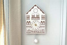 DIY Printable Cuckoo Clock