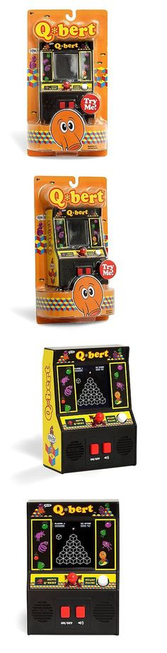 Electronic Games 2540: The Bridge Direct Q Bert Mini Arcade Game -> BUY IT NOW ONLY: $51.24 on eBay!