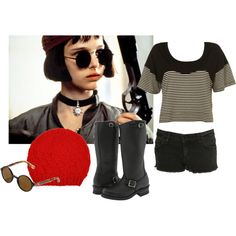 mathilda1 | disfraces | Pinterest | Leon, Halloween costumes and ...