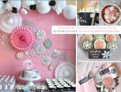 Girlish birthday ideas!!!