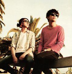 Stylish Jungshin and Yonghwa