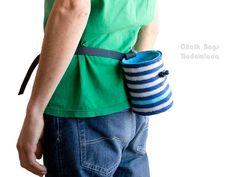 https://www.facebook.com/ChalkBagsNadamlada Chalk Bag. Chalk Bag and Belt. Rock Climbing Gear - Handmade Chalkbag #climb #climbing #chalkbag #bouldering