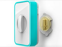 """Lockitron """"lock your door from anywhere in the world"""". This is Internet of Objets"""