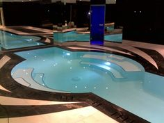Unique Modern Indoor Pools from Indoor Swimming Pool Ideas with Modern and…