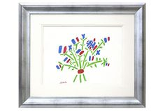 Pablo Picasso, Flowers on OneKingsLane.com