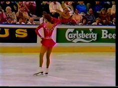 Caryn Kadavy (USA) - 1987 World Figure Skating Championships, Ladies' Long Program