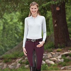 Top Five for Fall   SmartPak Equine Blog - Piper Full Seat Breeches - SO FABULOUS for fall