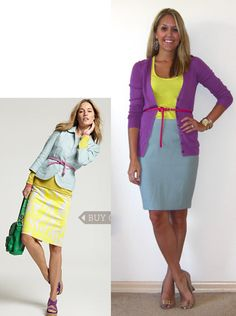 Today's Everyday Fashion: Neon, Neon — J's Everyday Fashion