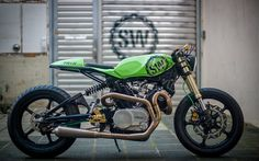 Yamaha TR1 by Schlachtwerk - Offenbach am Main, Germany (via Inazuma Café Racer)