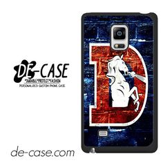 Denver Broncos DEAL-3158 Samsung Phonecase Cover For Samsung Galaxy Note Edge