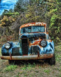 ??Abandoned Vehicles - 2 -??