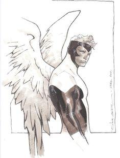 Angel by Olivier Coipel