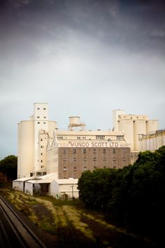 Cool old flour mills
