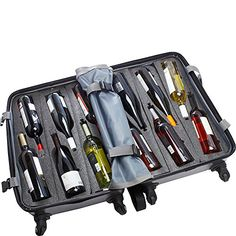 Vingardevalise 02 Travel Suitcase A For Wines