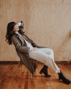 New korean fashion trends:) Korean Fashion Minimal, Korean Fashion Ulzzang, Korean Fashion Winter, Korean Fashion Trends, Korean Street Fashion, Minimalist Fashion, Autumn Fashion, Penelope, Grey Fashion