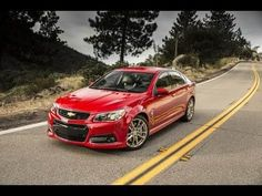 The New Chevy Monte Carlo SS Concept